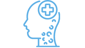mental health research icon