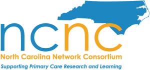 North Carolina Network Consortium Logo. Supporting Primary Care Research and Learning