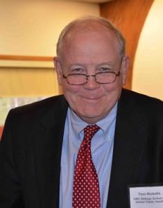 Tom Ricketts, PhD, MPH