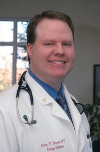 Brian Forrest, MD, direct primary care provider and expert
