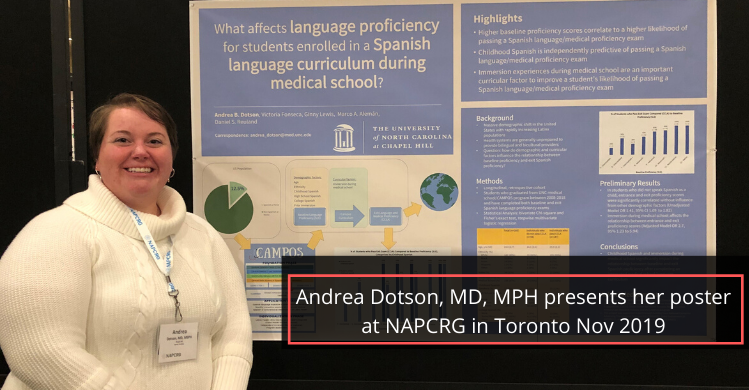 Andrea-Dotson-MD-MPH-presents-her-poster-at-NAPCRG-in-Toronto-Nov-2019