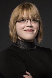 Headshot of Hilary Campbell